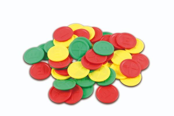 Wertmarkenchips