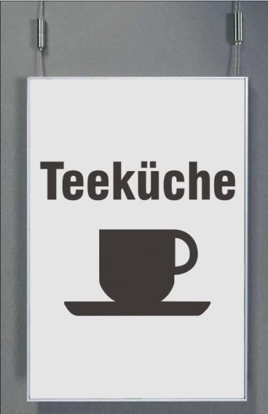 Deckenhänger | System Karlsruhe | DIN A3 quer