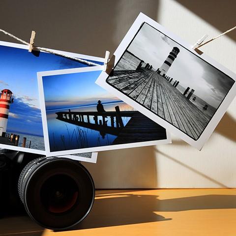 Digitaler Fotodruck
